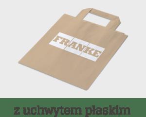 torby z uchwytem płaskim ikona